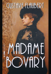 Madame bovery, Gustave Flaubert